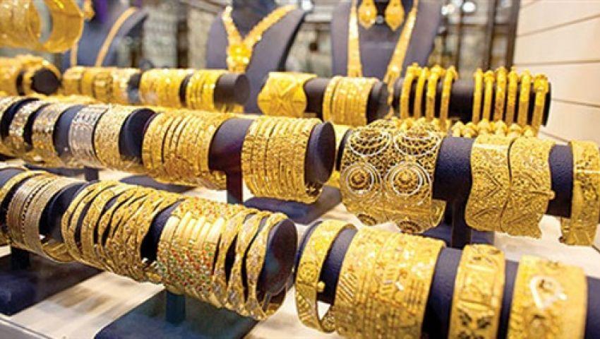 أسعار الذهب اليوم في مصر مقابل الجنيه