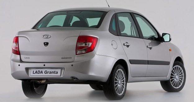 سعر ومواصفات السيارة لادا جرانتا أرخص سيارة عائلية جديدة فى مصر