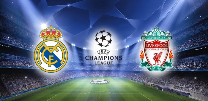توقيت مباراة ريال مدريد مع ليفربول فى نهائي دوري أبطال أوروبا 2018 والقنوات الناقلة والمعلقين