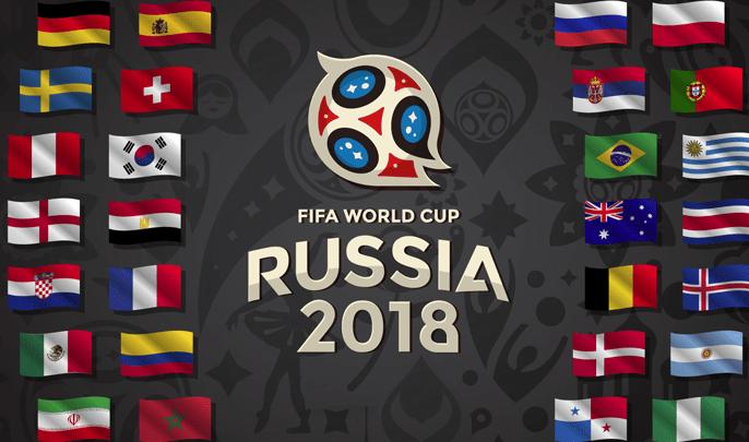 جدول مواعيد مباريات كأس العالم بروسيا 2018 دور الـ16