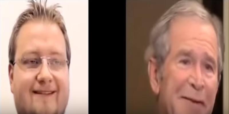 جورج بوش