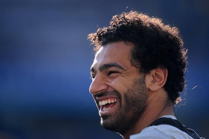 2 - النجم المصري «محمد صلاح» يظهر «نيولوك» جديد قبل نهائي أبطال أوروبا