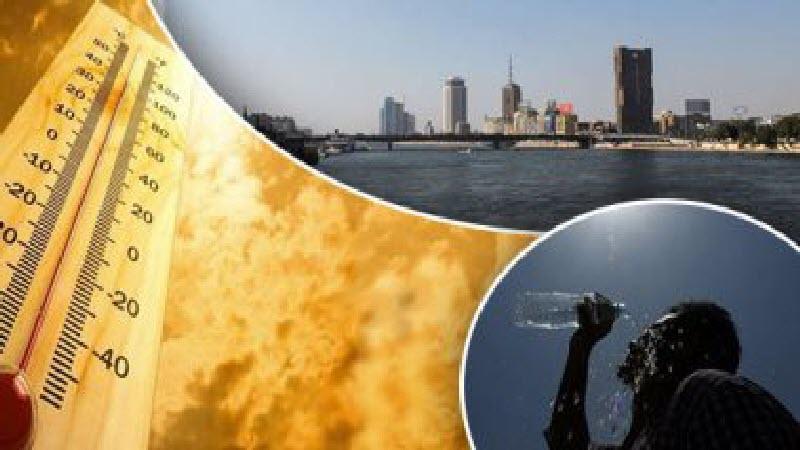 الارصاد تكشف عن أصعب أيام الموجه شديدة الحرارة وتحذيرات هامة للمواطنين