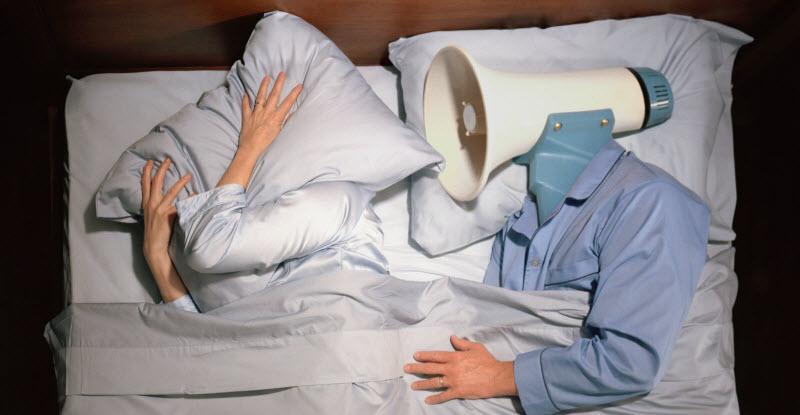 نصائح لوقف الشخير أثناء النوم  نهائيًا .. تعرف عليها