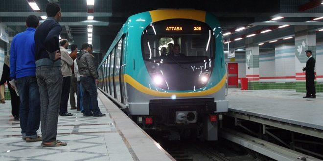 عاجل بالفيديو.. 4 محطات مترو جديدة تخدم المواطنين بالقاهرة قريباً