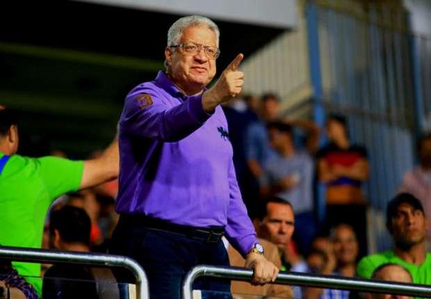 عاجل| مرتضى منصور يُعلن منذ قليل انسحاب نادي الزمالك من الدوري