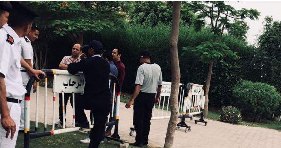 ضبط متورطين في مجزرة الرحاب من أفراد الأمن الإداري الخاص بالمجمع
