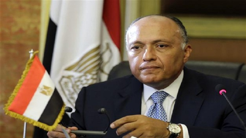 سامح شكري يحسم الجدل بشأن المصالحة مع الإخوان المسلمين