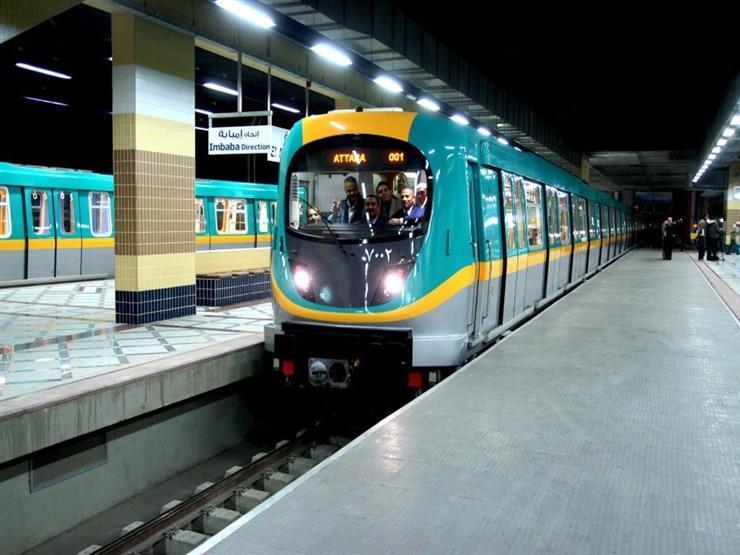 مترو الأنفاق تعلن مواعيد تشغيل القطارات خلال شهر رمضان وحتى نهاية عيد الفطر 2018
