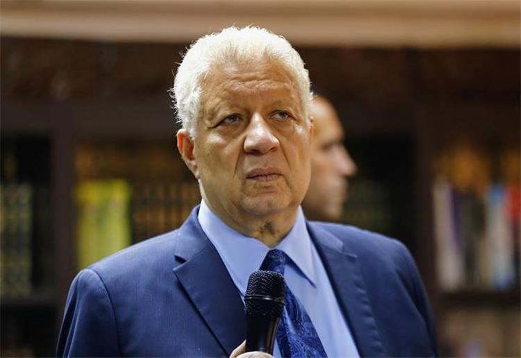 """عاجل.. مرتضى منصور يعلن شطب شيكابالا و3 لاعبين آخرين.. ويؤكد: """"مش هيلعبوا كورة تاني"""""""