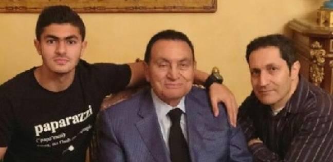 تعليق علاء مبارك على كل من بعث برسالة بمناسبة عيد ميلاد والده