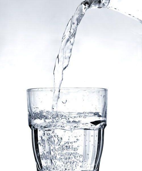 رجيم الماء لزيادة حرق الدهون لإنقاص الوزن