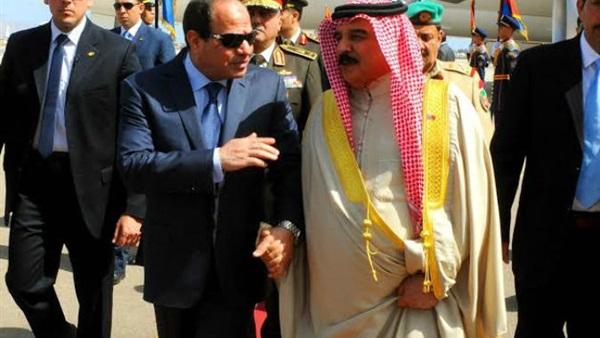 """عاجل.. قرار جمهوري من الرئيس السيسي يخض """"ملك البحرين"""" والحكومة تؤكد بداية تنفيذه"""