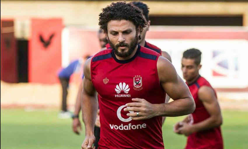 شوبير يؤكد: حسام غالي تراجع عن الإعتزال وعاد للملعب من جديد !!