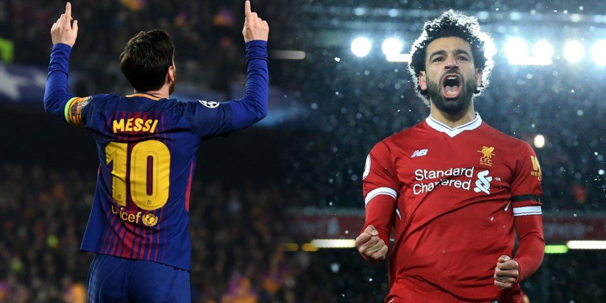 أسطورة برشلونة يبعث رسالة مثيرة لـ«محمد صلاح» قبل الانتقالات الصيفية