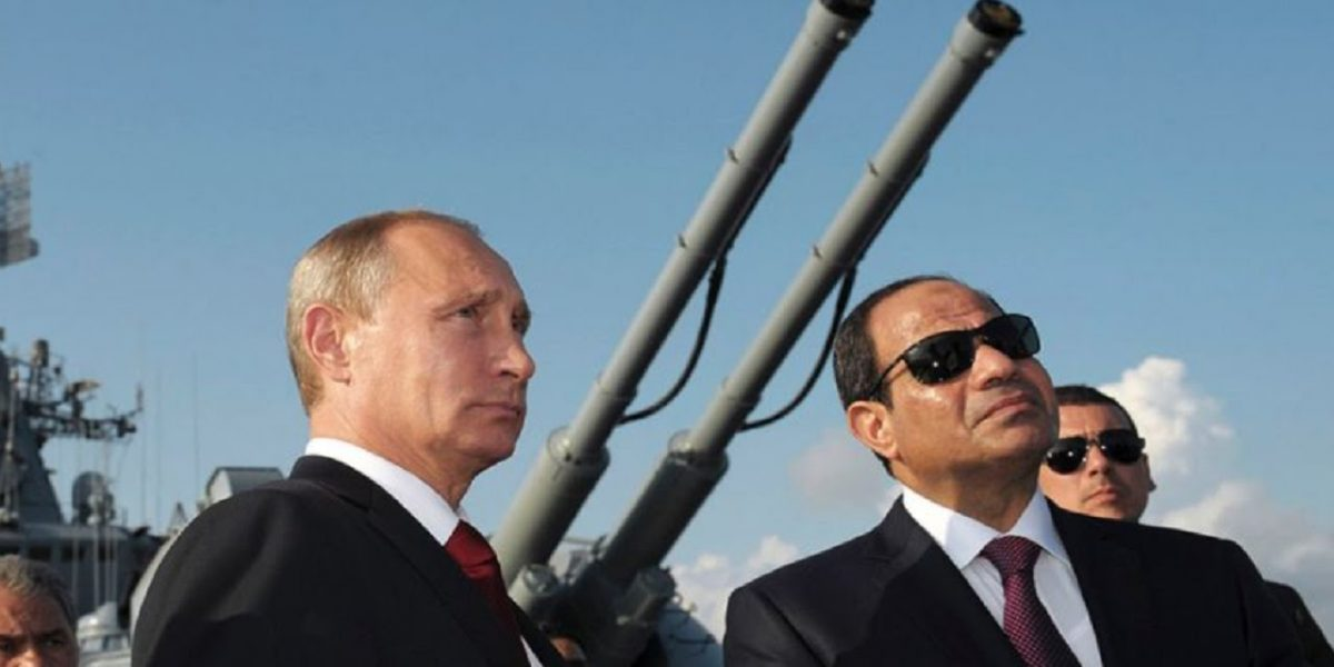 """عاجل.. """"مثلث حلايب"""" يتسبب في أزمة بين مصر وروسيا وأول رد من الحكومة المصرية"""