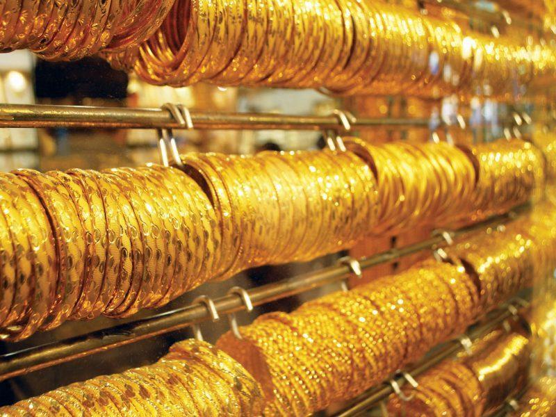 استقرار اسعار الذهب لليوم التالي علي التوالي الأحد 2-9-2018 وعيار 21 جرام يسجل 604 جنيه