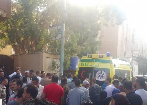 الصحة تُعلن ارتفاع أعداد قتلى الأوتوستراد بالقاهرة إلى 16 مواطن ومصابين آخرين حالتهم خطرة