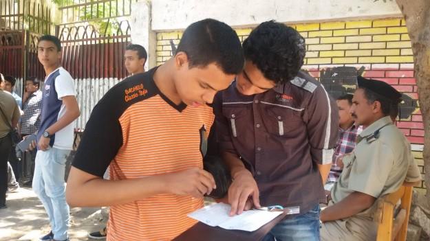 التعليم| تكشف هوية الطالب المسؤول عن تسريب أسئلة امتحان اللغة العربية للثانوية العامة