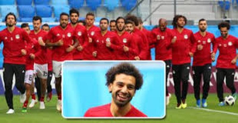 تعرف على التشكيل المتوقع لمنتخبي مصر وروسيا في مباراة اليوم