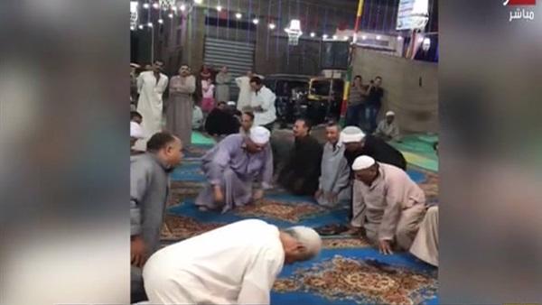 تعليق وزارة أوقاف الدقهلية حول فيديو الرقص أثناء الصلاة في المسجد