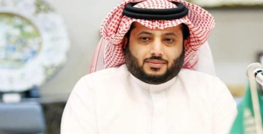 إعلامي سعودي يكشف حقيقة إعفاء تركي آل شيخ بعد انتهاء مباراة السعودية والارغواي