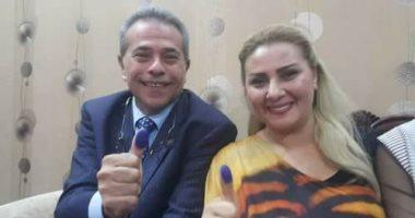 موقع الفراعين يكشف زواج حياة الدرديري والإعلامي توفيق عكاشة وتعيينها مدير عام القناة