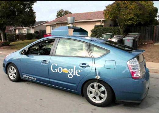 أجهزة استشعار في سيارات جوجل لرصد تلوث الهواء ومعالجته