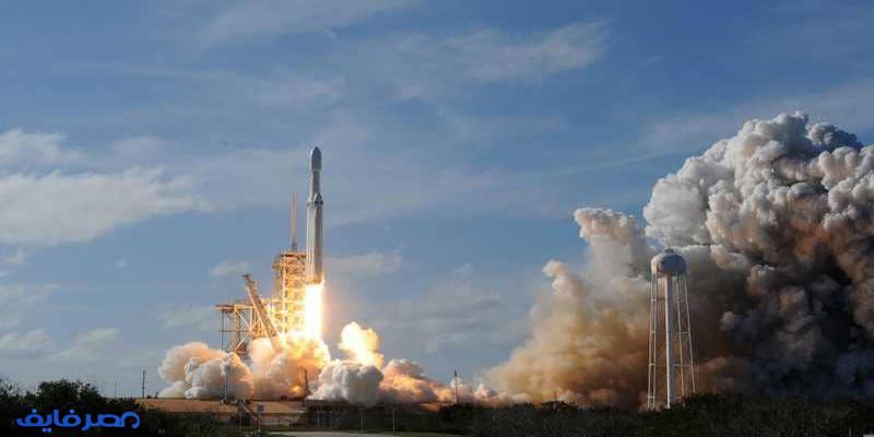 لأول مرة| الصاروخ فالكون يُرسل فئراناً وروبوت وقهوة إلى الفضاء