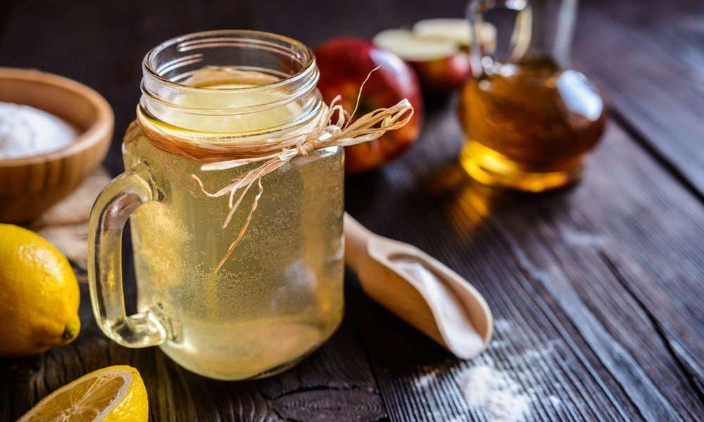 فوائد صحية من مشروب خل التفاح والزنجبيل والعسل والكركم