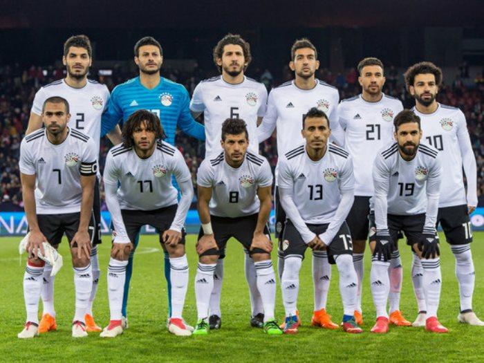رسمياً .. قائمة منتخب مصر النهائية فى نهائيات كأس العالم روسيا 2018