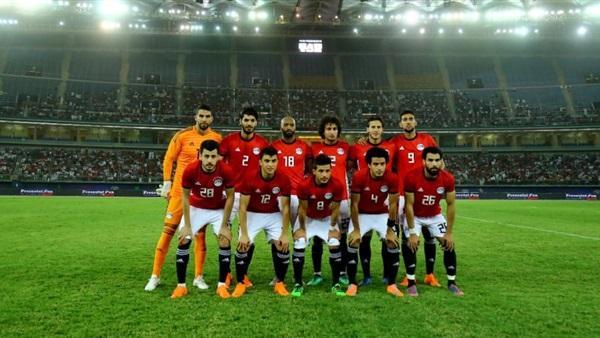 موعد وتوقيت مباراة مصر وبلجيكا والقنوات الناقلة لها