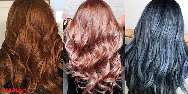 إليكِ حواء …موضة ألوان صبغات شعر 2018
