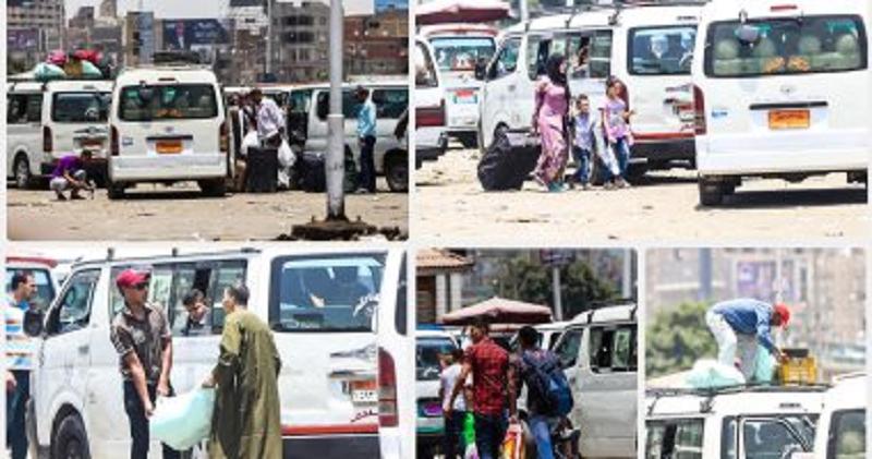 تعرف تفصيليا على تعريفة الركوب الجديدة لخطوط سيارات الأجرة والسرفيس بالقاهرة
