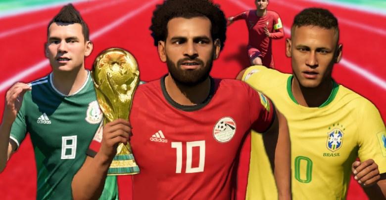 """قائمة أسرع لاعب في كأس العالم.. غياب صلاح وظهور لاعب عربي وحيد.. والمتصدر: """"مفاجأة"""""""
