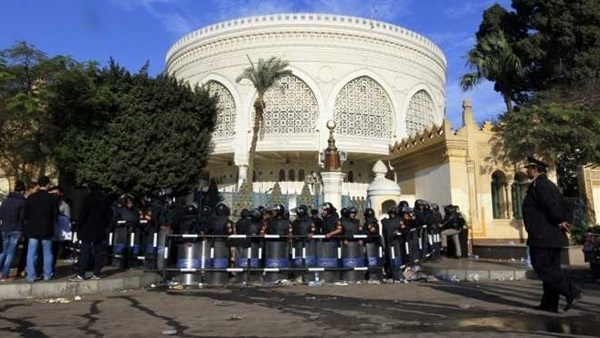"""عاحل.. قرار تاريخي من الحكومة حول """"قصر الإتحادية"""" الرئاسي !!"""