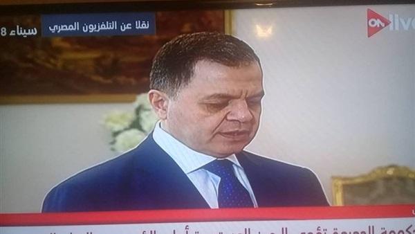 """عاجل.. ثعلب """"الأمن الوطني"""" اللواء محمود توفيق وزيرًا للداخلية في الحكومة الجديدة"""