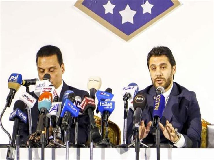 لأول مرة.. أحمد حسن يكشف عن هوية مالك نادي الأهرام سبورت