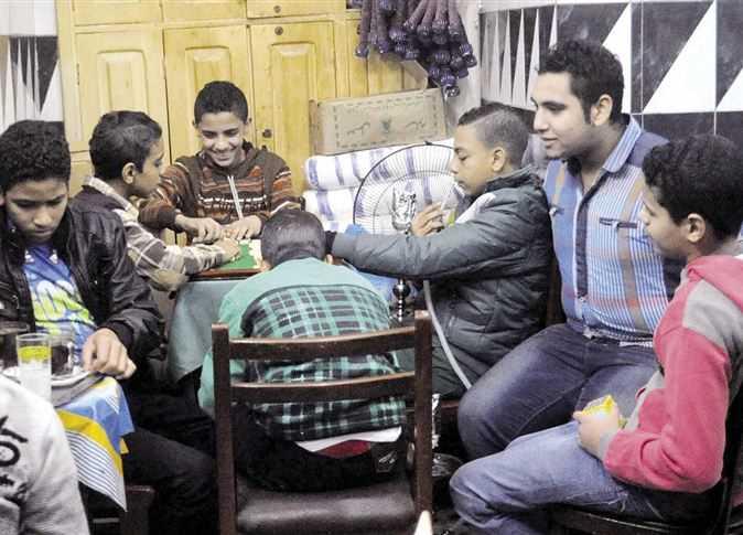 """النيابة العامة تبدأ التحقيق في واقعة """"أطفال الشيشة"""" المثيرة للجدل.."""