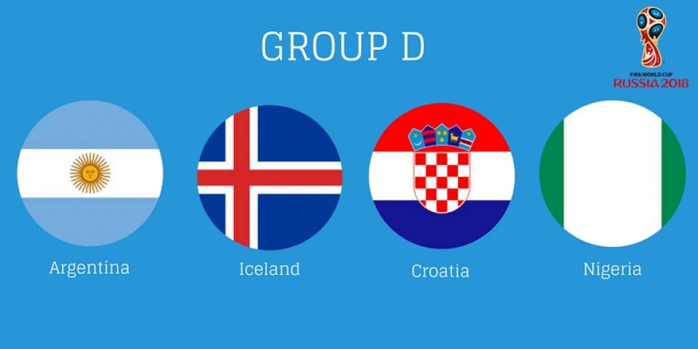 مواعيد ونتائج وجدول ترتيب المجموعة الرابعة كأس العالم بروسيا 2018 والقنوات الناقلة.. محدث