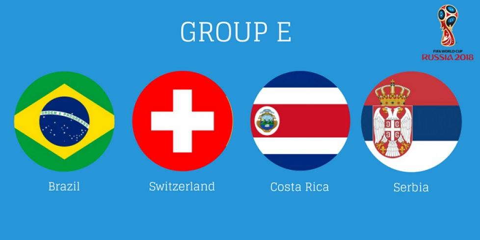 مواعيد ونتائج وجدول ترتيب المجموعة الخامسة كأس العالم بروسيا 2018 والقنوات الناقلة.. محدث