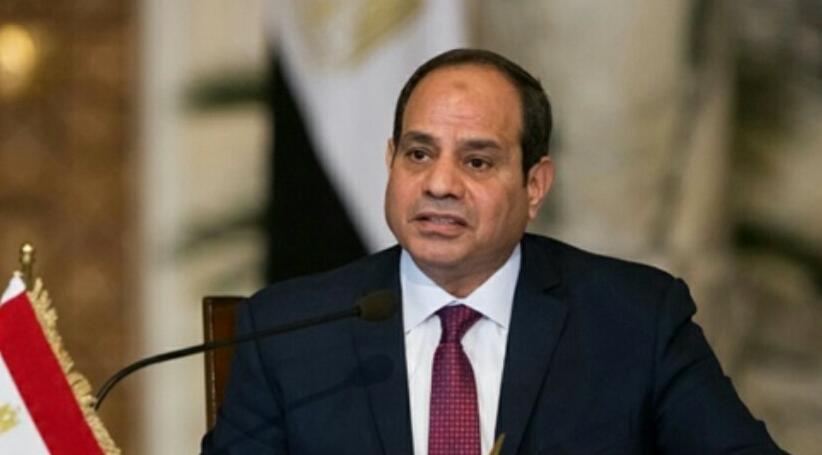 الرئيس السيسي يؤدي اليمين الدستوري أمس امام البرلمان
