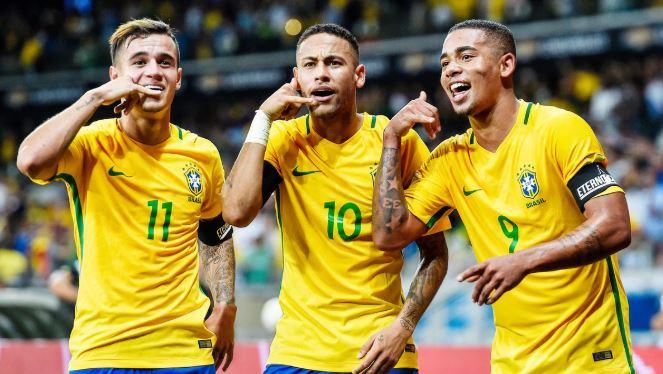 حقائق عن مباراة البرازيل ضد المكسيك
