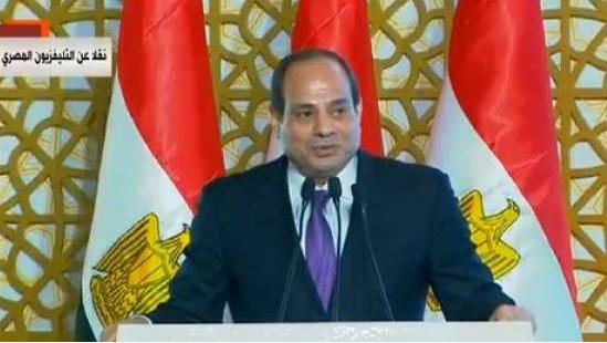 أول رد فعل للرئيس «السيسي» بشأن المطالبة بإقالة وزير الكهرباء