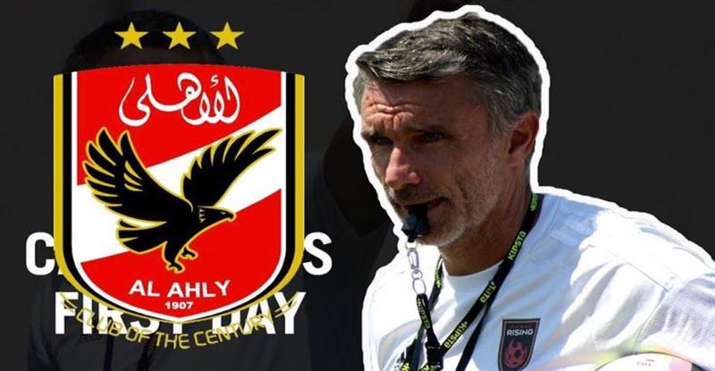 قرار حاسم للجهاز الفني للنادي الأهلي قبل مباراة الإسماعيلي