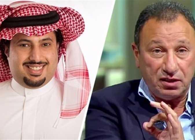 شاهد| على عكس التوقعات.. «تركي آل شيخ» وتعليق مثير بشأن مباراة الأهلي والمصري اليوم