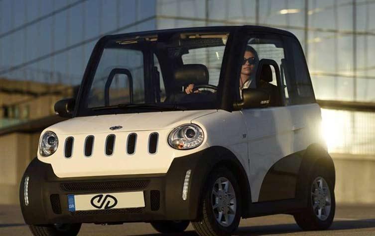بـ118 ألف جنيه فقط تستطيع شراء سيارة «weep» كهربائية زيرو.. التفاصيل والمواصفات (صور)