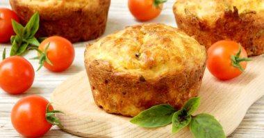طريقة عمل مافن البيض والجبنة وجبة مثالية للحفاظ على الريجيم والدايت