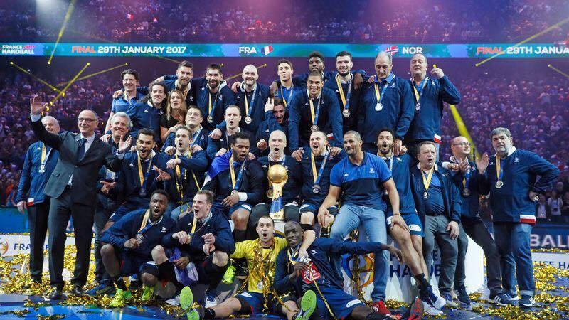 منتخب فرنسا  يفوز بكأس العالم 2018