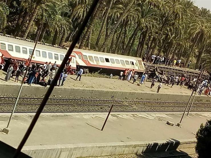 خبير: «النخيل» أنقذ قطار البدرشين من كارثة محققة